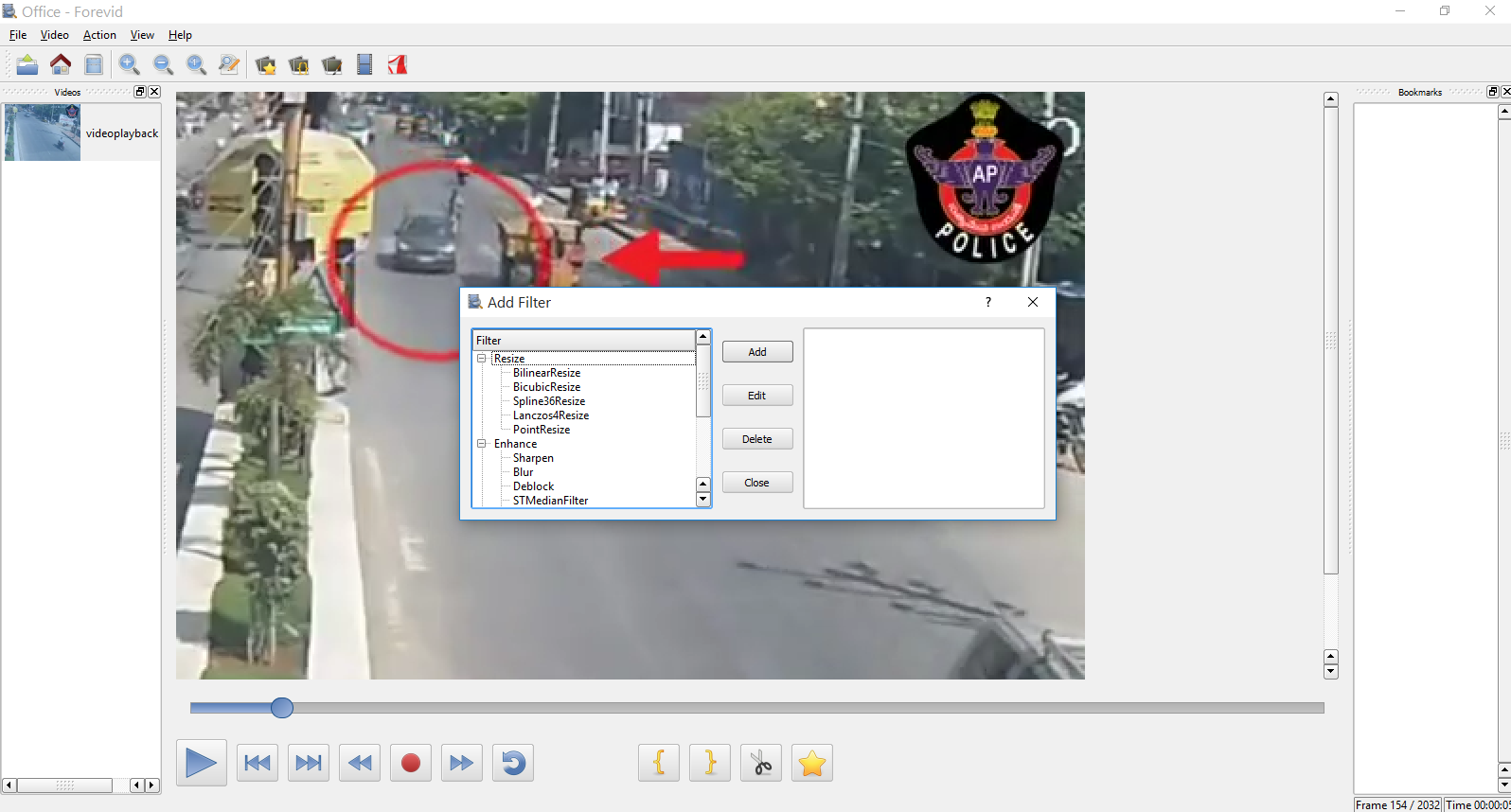 cctv camera video cleaner software free download